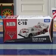 TOMICA 汽車總動員 C-18 轟太郎 麥坤Cars2