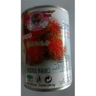 [亞灣的生活百貨舖] 泰國-紅毛丹罐頭