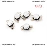 [prosperoneframe]5pcs 10A 250V KSD301 85C Thermostat Temperature Ther