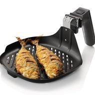 好市多 飛利浦健康氣炸鍋專用煎烤盤 (HD9910) (適用於HD9220)