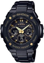 (Casio) [Casio] CASIO watch G-SHOCK G shock G Steel Solar radio GST-W300BD-1AJF Men s-