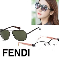 【FENDI/GUCCI/YSL/CK/GA】光學/太陽眼鏡(共多款任選)