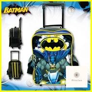 กระเป๋าเดินทาง ร้านแนะนำกระเป๋าเป้มีล้อลาก สะพายหลังกระเป๋านักเรียน 14 นิ้ว Avengers รุ่น BMNG6009