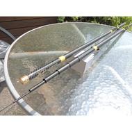 絕美好竿 長節竿 戰鬥竿 競技鯉 21尺. 日本釣師級 碳纖 CARBON 溪釣 池釣竿