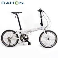 DAHON大行 Archer D18 20吋18速鋁合金折疊單車/自行車-白色