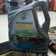 ORIGINAL PETRONAS SYNTIUM 10W-40 ENGINE OIL