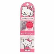 全新 日本東京帶回 日本製 Hello Kitty 三麗鷗 起泡袋 沐浴 起泡網袋 起泡網 起泡球 泡泡細緻綿密