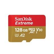SANDISK Extreme microSD 128G U3 A2(無轉卡)