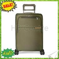 ราคาพิเศษ!! กระเป๋าเดินทาง BRIGGS & RILEY รุ่น U122CXSP-7 ขนาด 20 นิ้ว สี Olive แบรนด์ของแท้ 100% พร้อมส่ง ราคาถูก ลดราคา ใช้ดี คงทน คุ้มค่า หมวดหมู่สินค้า กระเป๋าเดินทาง กระเป๋ามีล้อลาก