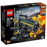 【現貨】LEGO樂高 Technic LT42055 巨型滾輪挖土機