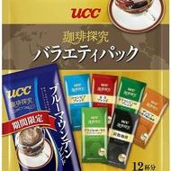 【日本進口】UCC濾掛式(掛耳式)咖啡~咖啡探究  kf009