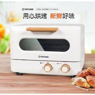 TATUNG大同 9L雪白木紋經典電烤箱 (TOT-908WA)
