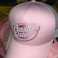 Passion sisters 帽子 貴貴 短今 珺珺 可調式
