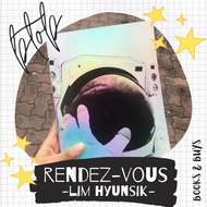 BTOB On-hand Lim Hyunsik Rendez-vous Album and Inclusions | COD (Sealed/Unsealed) Tingi
