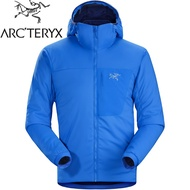 Arcteryx 始祖鳥 化纖連帽外套/保暖外套/風衣/登山攀岩外套 Proton LT 男款 18354 參宿藍