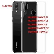 The new Top Quality Glossy Soft TPU Phone case For HUAWEI NOVA 2i 2S 3 3i 3E MATE 10 Lite MATE 10PRO