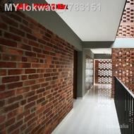 CMSx MR. BUILDER Common Bricks Darker Colour Batu Bata Merah