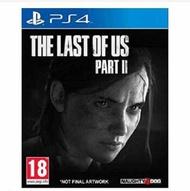 PS4最後生還者2二部曲The Last of Us 2 Part 2 中英文合版預購2020/5月