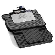 賓士原廠MERCEDES BENZ GLK系列 X204 全天候橡膠腳踏墊防水.防塵,GLK300.GLK350