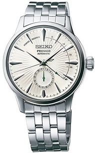(Seiko) SEIKO PRESAGE Power Reserve Silver Cocktail Time