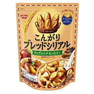 【米唐】日本 日清 NISSIN 吐司餅風味麥片 水果吐司脆餅 肉桂蘋果吐司麥片 麥片 日清麥片法式吐司味脆餅