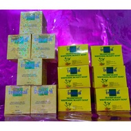 ❤️temulawak_original❤️ Temulawak Reseller Package 6pc Cream day and night and 6pc Oval Soap Malaysia