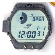 G-SHOCK ORIGINAL REPLACEMENT PART - MUDMAN G9300 ER-5 MODULE