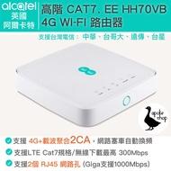 高質感 300M Alcatel 阿爾卡特 HH70VB HH41 4G 路由器 WIFI 分享器 EE70 EE120