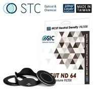 【STC】Hood-Adapter 轉接環快拆遮光罩組 for SONY RX100 M1~M5〈ND64 組合〉