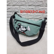 SLING BAG ANELLO MICKEY MOUSE