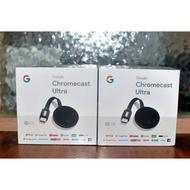 (有現貨)最新Google Chromecast Ultra 升級到 4K Ultra HD &HDR 新款新包裝