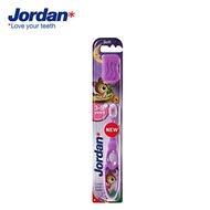 挪威 Jordan 兒童牙刷(3-5歲)1入【小三美日】顏色隨機出貨◢D866311