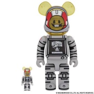BE@RBRICK NEIGHBORHOOD BILLIONAIRE BOYS CLUB BBC 400%+100%