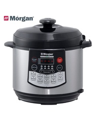 MORGAN Electric Pressure Cooker 6L MPC-136 Multi Cooker Rice Cooker