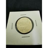 20sen error coin (double strike)