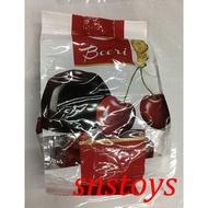 sns 進口巧克力 Zaini Boeri 義大利采霓黑巧克力(櫻桃酒味)~櫻桃酒黑巧克力 櫻桃酒夾心巧克力 150g