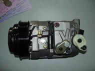 賓士 W124 W210 w140 W202 外匯整理新冷氣壓縮機 特價供應3500起