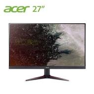 【27型電競】acer Nitro VG270 S IPS電競螢幕/1920x1080/165Hz/2ms/AMD FreeSync/內建喇叭/HDR10/無邊框/HDMIx2/DP/壁掛