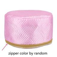 2Pcs EU/US ปลั๊กเครื่องอบไอน้ำผมหมวกเครื่องอบผ้าไฟฟ้าผมหมวกทำความร้อนความร้อนหมวกรักษา Beauty SPA Nourishing Hair Styling Care