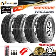 DEESTONE 265/70R16 PAYAK HT603 (4 UNITS.)