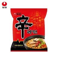 韓國農心辛拉麵120g 泡麵 [KO43014809]千御國際