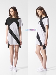 Adidas連衣裙Adidas裙子愛迪達連衣裙阿迪達連衣裙愛迪達長款T恤Adidas連衣裙Adidas短袖T恤長裙愛迪達