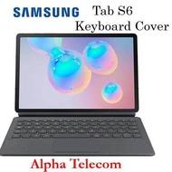 Samsung Galaxy Tab S6 Book Cover Keyboard * ชุดรับประกันของสิงคโปร์ *