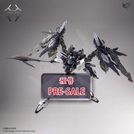COMIC CLUB PRE-SALE ZERO GRAVITY HIRM MG 1/100 Gundam JUDGE Finished Frame Model Anime Action Assembly Robot Toy Figure