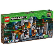 樂高LEGO 21147  Minecraft系列 - The Bedrock Adventures