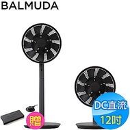 BALMUDA The GreenFan 12吋DC直流電風扇 EGF-1600 深灰色