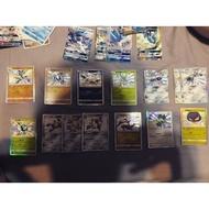 PTCG Pokémon 寶可夢牌 雙倍爆擊 小卡  鳴鳴/皮捷/噴火龍/沙奈朵/TT伊布/咚咚鼠/蝶蝶/