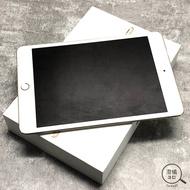 『澄橘』Apple IPAD MINI 4 128G 128GB WIFI (7.9吋) 金 電池老化 A45431