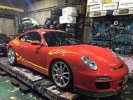 PORSCHE 991 GTS 尾翼 911GTS 保險桿 前後保險桿 991GTS