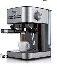 โปรโมชั่น SKG เครื่องชงกาแฟ รุ่น SK-1203 เครื่องบดกาแฟ เครื่องบดเมล็ดกาแฟ เครื่องทำกาแฟ  สุดคุ้ม เครื่องบดกาแฟมือ มีด้ามจับ เครื่องบดกาแฟไฟฟ้า มีฝาปิด เครื่องบดกาแฟ เครื่องบดกาแฟ cafe